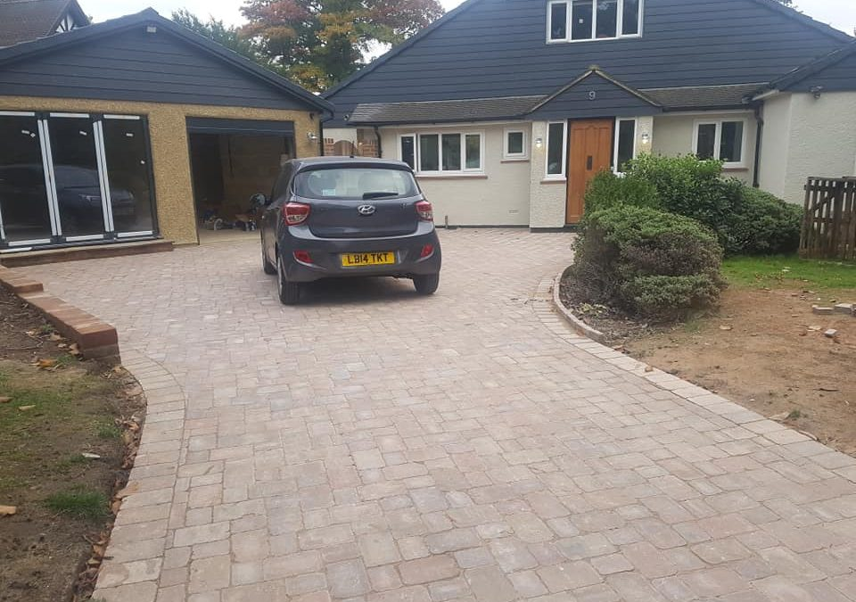 Install the best driveways in cobham after considering 4 vital points