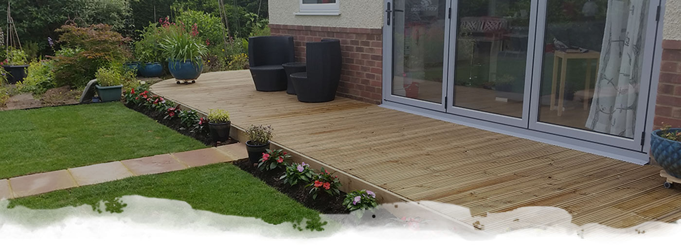 Landscaping & Patio