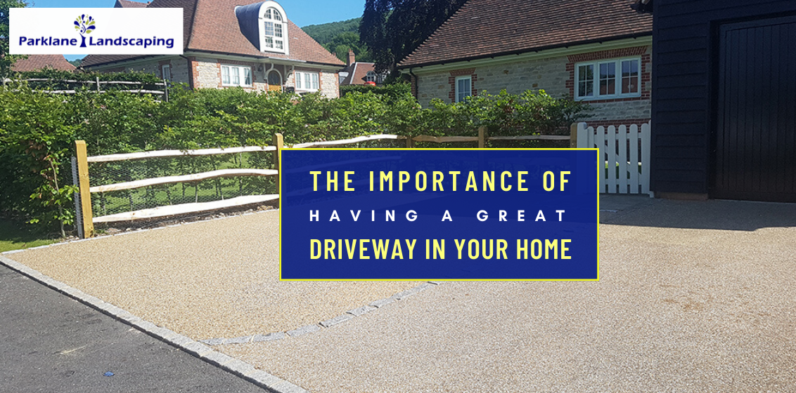 Driveways in Home